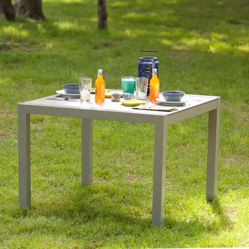 Corozal Square Outdoor Dining Table
