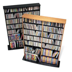 MultiMedia Storage Rack 640