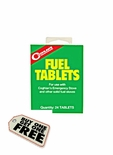 Coghlans #9565 - Fuel Tablets for Emergency Stove