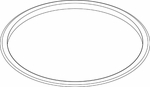 Waterwise 4000 Cover Gasket- Item 4145