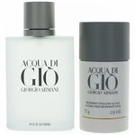 Acqua Di Gio by Giorgio Armani, 2 Piece Gift Set for Men
