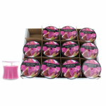 Angel Orchid 2.5 oz Hour Glass, 12 Pack 22.5 oz Total - Angel Orchid