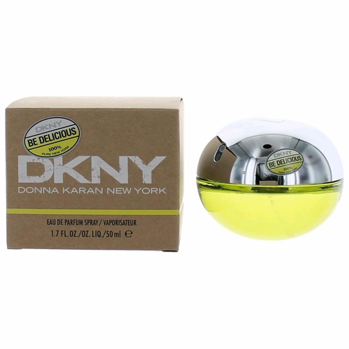 Be Delicious DKNY by Donna Karan, 1.7 oz Eau De Parfum Spray for Women