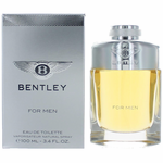 Bentley by Bentley, 3.4 oz Eau De Toilette Spray for Men