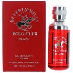Beverly Hills Polo Club Blaze by Beverly Hills Polo Club, 3.4 oz Eau De Toilette Spray for Men