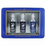 Beverly Hills Polo Club Special Reserve Collection by Beverly Hills Polo Club, 3 Piece Mini Set for Men (Blue)