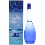 Blue Glow by J.Lo, 3.4 oz Eau De Toilette Spray for Women