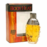 Body Heat By Parfums De Coeur, 2.5 oz Sexy X 2 Cologne Spray for Men