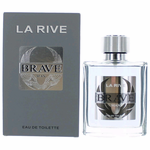 Brave Man by La Rive, 3.4 oz Eau De Toilette Spray for Men