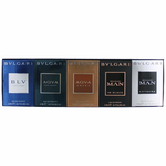 Bvlgari by Bvlgari, 5 Piece Mini Men's Gift Collection