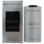 Bvlgari MAN Extreme by Bvlgari, 6.8 oz Shampoo and Shower Gel for Men