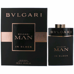 Bvlgari MAN in Black by Bvlgari, 5 oz Eau De Parfum Spray for Men