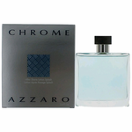 Chrome by Azzaro, 3.4 oz After Shave Lotion for Men
