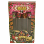 Cuba Original by Cuba, 4 Piece Gift Set for Women (Jungle)
