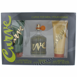 Curve by Liz Claiborne, 3 Piece Gift Set for Men
