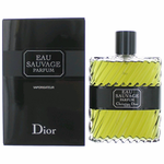 Eau Sauvage by Christian Dior, 6.7 oz Eau De Parfum Spray for Men