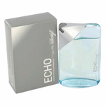 Echo by Davidoff, 3.4 oz Eau De Toilette Spray for Men