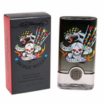 Ed Hardy Born Wild by Christian Audigier, 3.4 oz Eau De Toilette Spray for Men