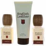 English Leather by Dana, 3 Piece Gift Set for Men