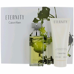 Eternity by Calvin Klein, 3 Piece Gift Set for Women