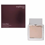 Euphoria by Calvin Klein, 3.4 oz Eau De Toilette Spray for Men