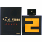 Fan di Fendi Pour Homme Assoluto by Fendi, 3.3 oz Eau De Toilette Spray for Men