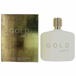 Gold Jay Z by Jay Z, 3 oz Eau De Toilette Spray for Men