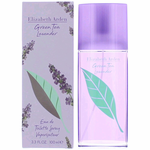 Green Tea Lavender by Elizabeth Arden, 3.3 oz Eau De Toilette Spray for Women