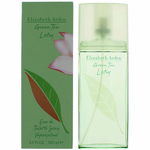 Green Tea Lotus by Elizabeth Arden, 3.3 oz Eau De Toilette Spray for Women