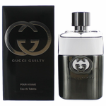 Gucci Guilty by Gucci, 1.6 oz Eau De Toilette Spray for Men