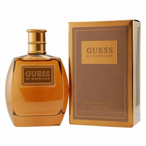 Guess by Marciano, 3.4 oz Eau De Toilette Spray for men