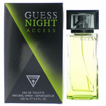 Guess Night Access by Guess, 3.4 oz Eau De Toilette Spray for Men