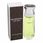 Herrera by Carolina Herrera, 3.4 oz Eau De Toilette Spray for Men