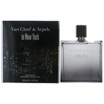 In New York by Van Cleef & Arpels, 4.2 oz Eau De Toilette Spray for Men