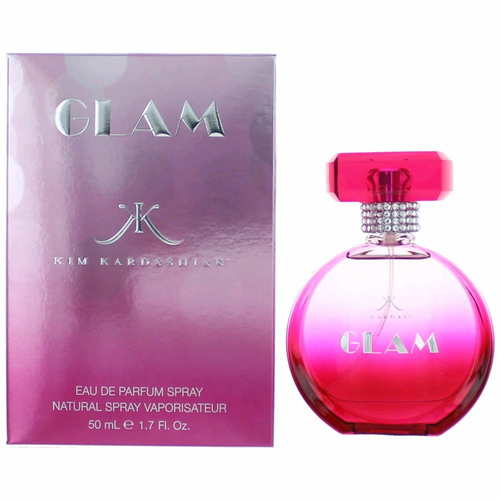 Kim Kardashian Glam by Kim Kardashian, 1.7 oz Eau De Parfum Spray for Women