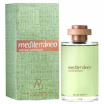 Mediterraneo by Antonio Banderas, 3.4 oz Eau De Toilette Spray for Men