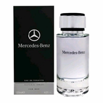 Mercedes Benz by Mercedes Benz, 4 oz Eau De Toilette Spray for Men.