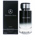 Mercedes Benz Intense by Mercedes Benz, 4 oz Eau De Toilette Spray for Men