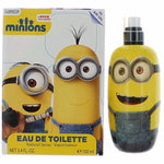 Minions by Val-Air International, 3.4 oz Eau De Toilette Spray for Kids