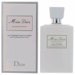 Miss Dior Blooming Bouquet by Christian Dior, 6.8 oz Moisturizing Body Milk for Women