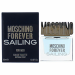 Moschino Forever Sailing by Moschino, 1 oz Eau De Toilette Spray for Men