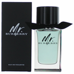 Mr. Burberry by Burberry, 3.4 oz Eau De Toilette Spray for Men