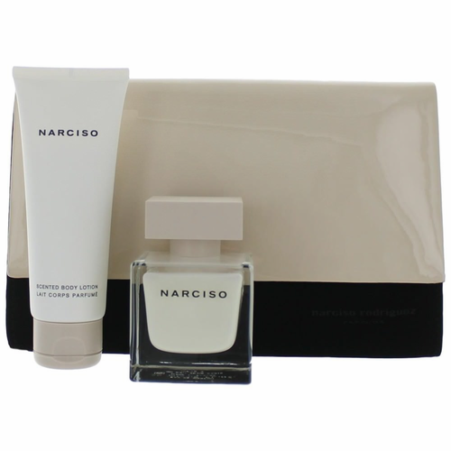 Narciso Rodriguez by Narciso Rodriguez, 3 Piece Gift Set for Women