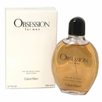 Obsession by Calvin Klein, 6.7 oz Eau De Toilette Spray for Men