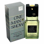 One Man Show by Jacques Bogart, 3.4 oz Eau De Toilette Spray for Men