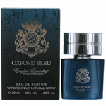 Oxford Bleu by English Laundry, .68 oz Eau De Parfum Spray for Men