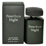 Perry Ellis Night by Perry Ellis, 3.4 oz Eau De Toilette Spray for Men