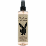 Playboy Play It Lovely by Coty, 8 oz Body Mist for Women