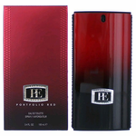 Portfolio Red by Perry Ellis, 3.4 oz Eau De Toilette Spray for Men