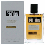 Potion by Dsquared2, 3.4 oz Eau De Parfum Spray for Men
